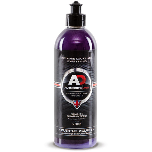 Autobrite Purple Velvet Luxuious High Gloss Shampoo