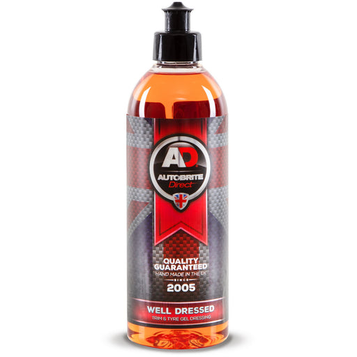 Autobrite Well Dressed Trim And Tyre Gel