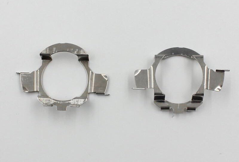 LED H7 fitting adaptor rings