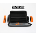 Pro Hoses Top Mount Intercooler Snoot Boots for Mini Cooper S R53