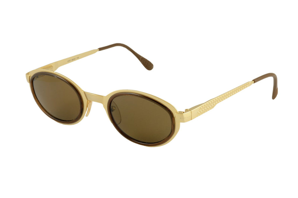 4147 Gold - Original Vintage Sunglasses (OV19007)