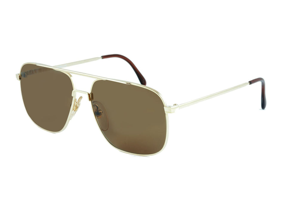 Visage 851 Gold - Original Vintage Sunglasses (OV17038)