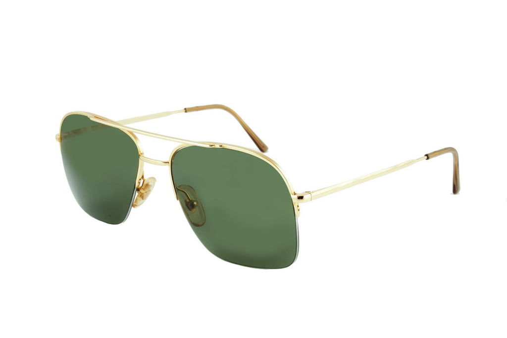 Rex Gold - Original Vintage Sunglasses (OV17050)