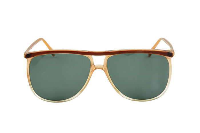 2031 Brown Crystal - Original Vintage Sunglasses (OV17076)
