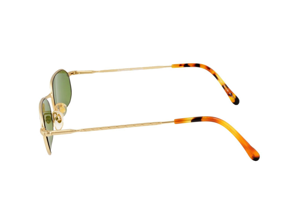 128 Gold - Original Vintage Sunglasses (OV17085)