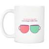 'Here's to more brew-tiful mornings with you' Good Morning Quotes Mug