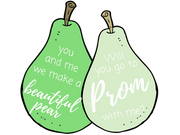 'Will you go to prom with me' Scratchable Surprise Love Quote Tumbler [7 Variants]