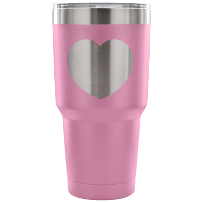 'Happy Mother's Day' Pink Heart Family Quotes Tumbler
