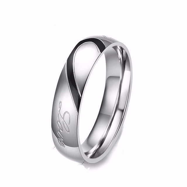 Bracelet - 'Real Love' Couple Ring