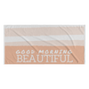 'Good Morning Beautiful' Good Morning Quotes Beach Towel