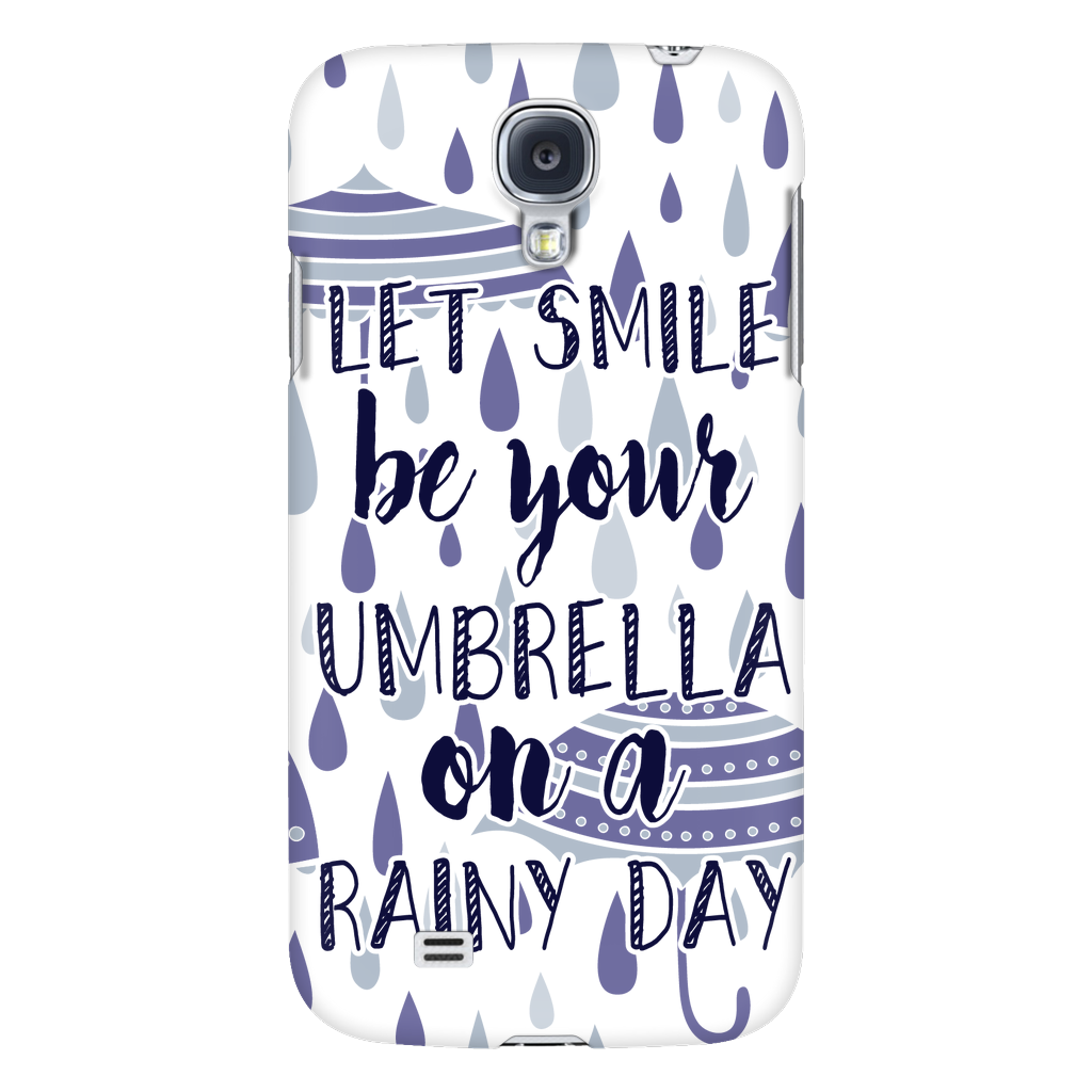 Let Smile Be Your Umbrella On A Rainy Day Beautiful Smile Quotes