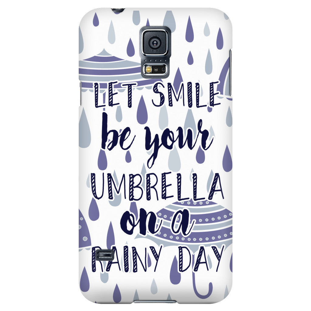 Beautiful Rainy Day Quotes: 'Let Smile Be Your Umbrella On A Rainy Day' Beautiful