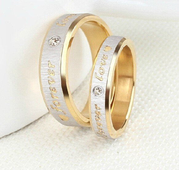 Ring - 'Forever Love' Couple Ring
