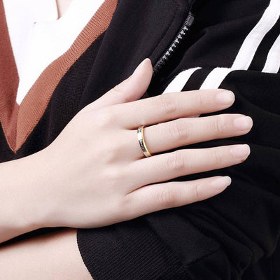 Ring - '❤ Forever Love ❤' Couple Ring