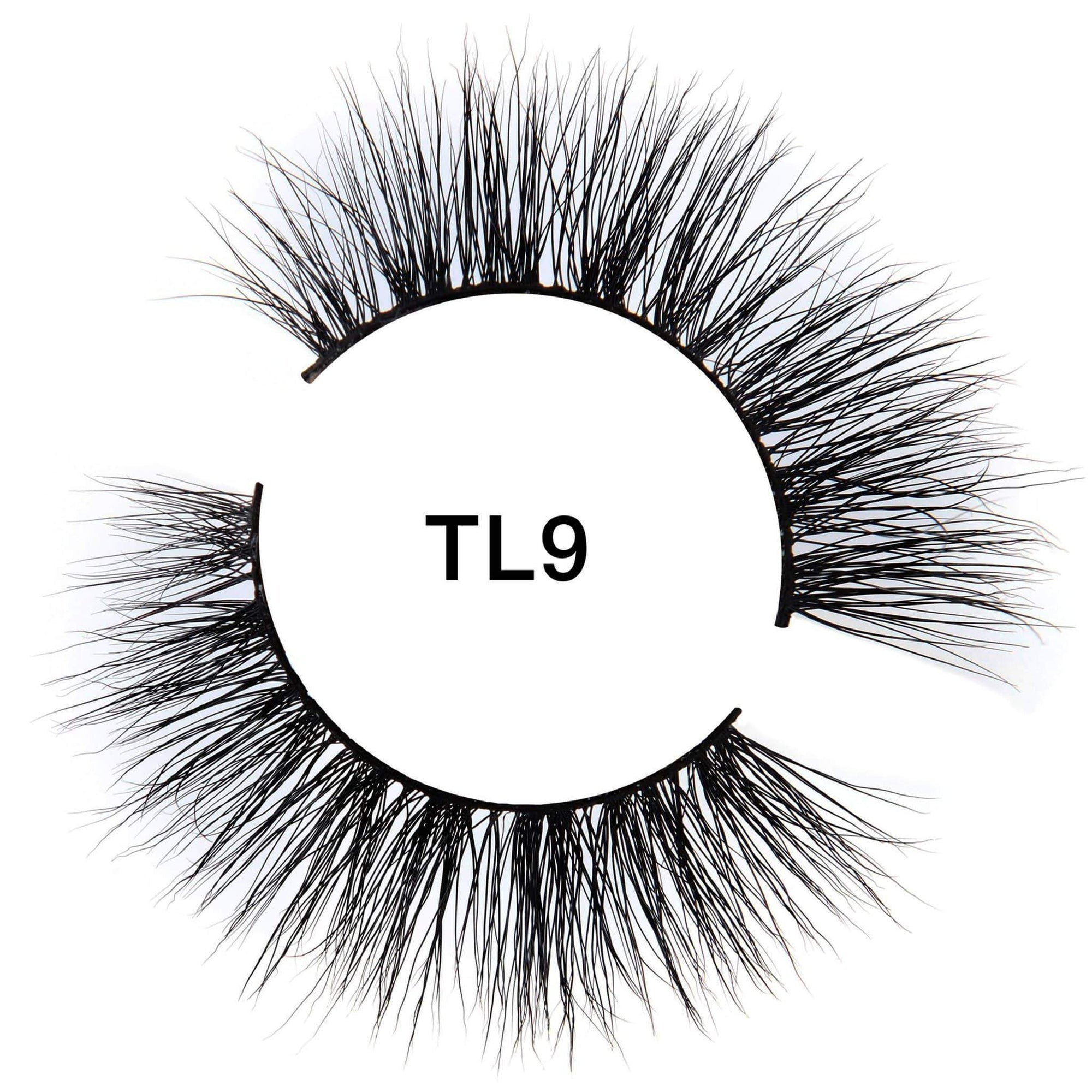 3D Luxury Mink Lashes TL9