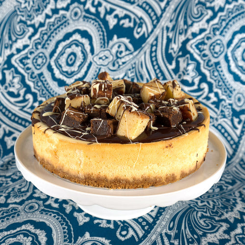 Butterscotch Bakery Chocolate Brownie Cheesecake