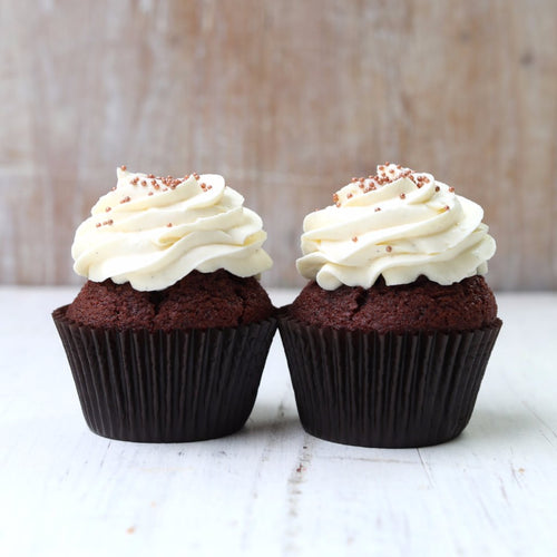 Butterscotch Bakery Red Velvet Cupcakes