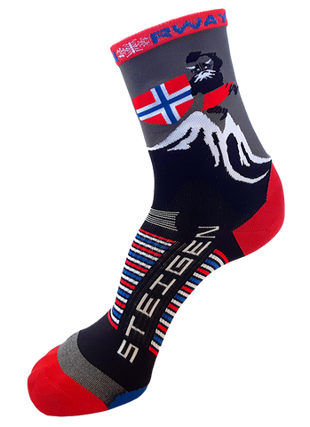 Steigen 3/4 Length Norway Viking Socks