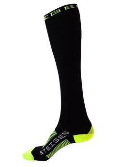 Steigen Full Length Black Socks