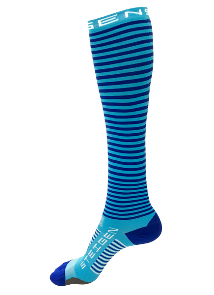 Steigen Full Length Blueberry Socks