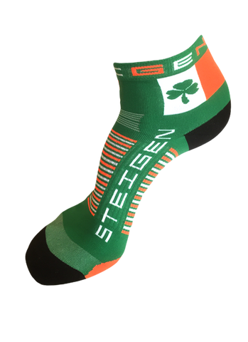 Steigen 1/4 Length Irish Green (NEW) Socks