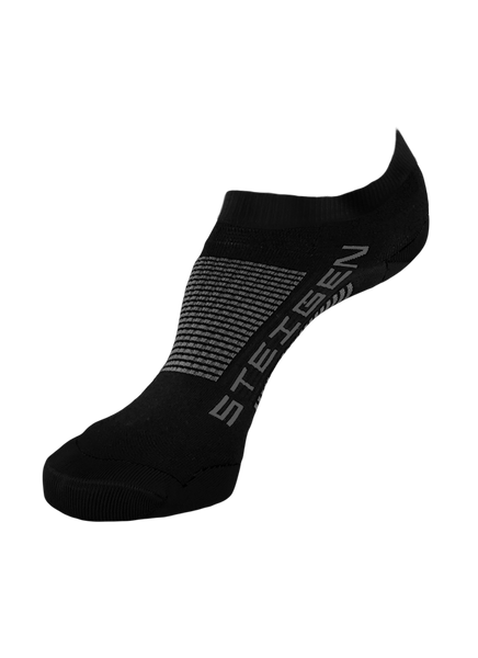 Steigen Zero Length Black Socks