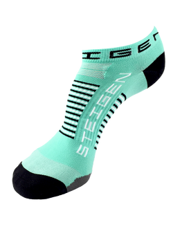 Steigen Zero Length Mint Green Socks