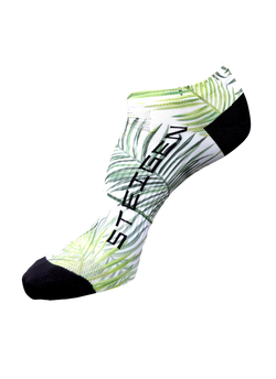 Steigen Zero Length Palm Tree Socks