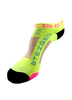 Steigen Zero Length Sherbet Yellow Socks
