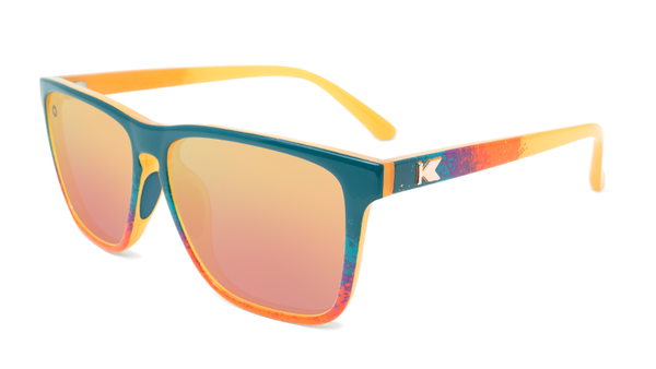 KNOCKAROUND Fast Lanes Sport - Desert (Polarised) Sunglasses