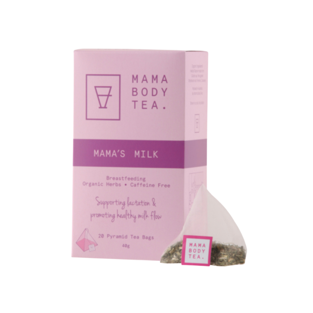 mama's milk breastfeeding tea