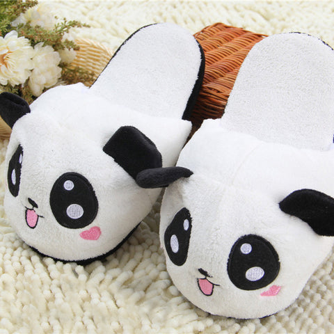 PANDA PLUSH SLIPPER