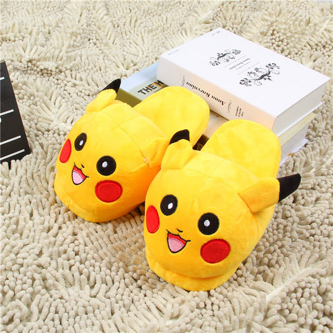 PIKACHU PLUSH SLIPPER