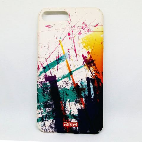 ABSTRACT HARD CASE FOR IPHONE 7PLUS - olae