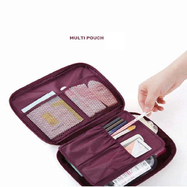 ORGANIZER MONOPOLY POUCH FOR TRAVEL - olae