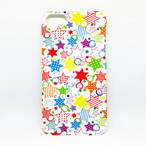 STAR CASE FOR IPHONE 7 - MULTICOLOR
