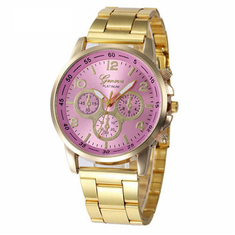 CASUAL WRIST WATCH