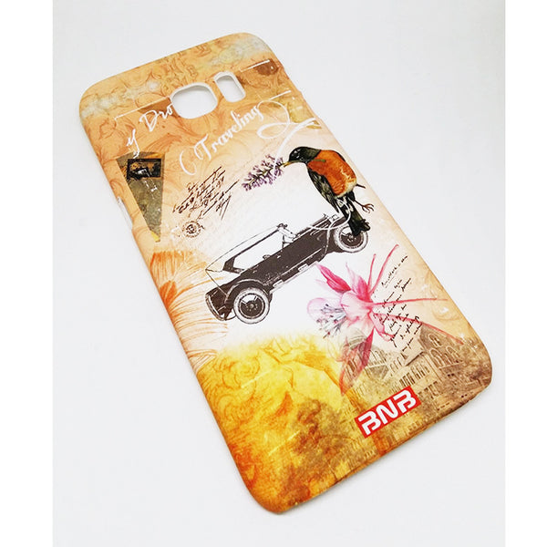 VINTAGE CAR  HARD CASE FOR SAMSUNG S7 EDGE