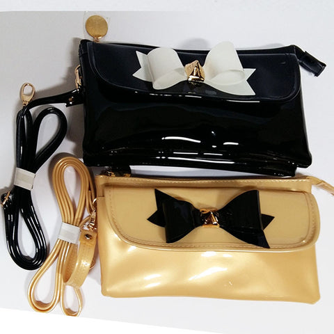 BOW KNOT SLING BAG FOR WOMEN