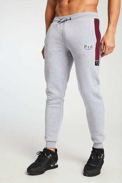 Eclipse Jogger - Tawny Port/Grey