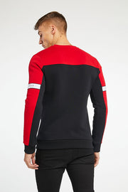 Eclipse Sweat -  Red/Black