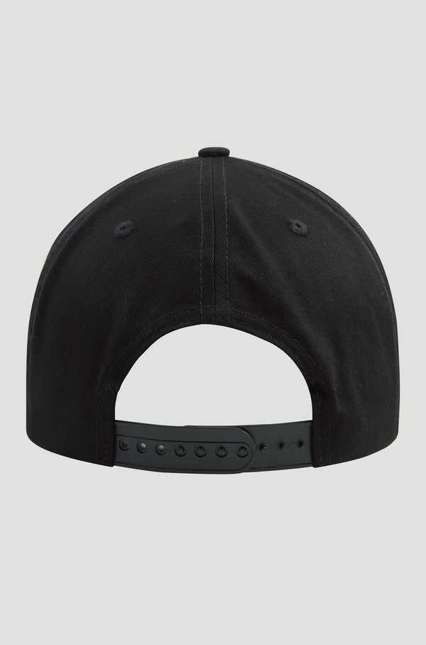 Signature Trucker Cap - Black/White Logo