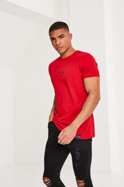 Essential T-Shirt - Red