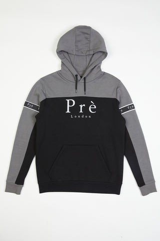 Eclipse Hoodie - Charcoal/Black