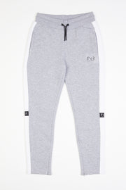 Eclipse Joggers - White/Grey