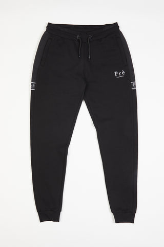 Eclipse Nylon Jogger - Black