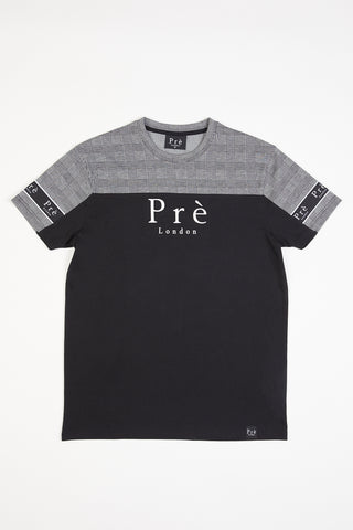 Prince of Wales  Eclipse T-Shirt Black