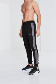 Eclipse Joggers - Charcoal/Black