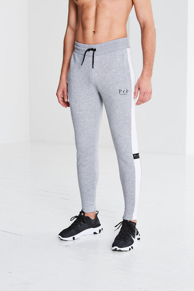 Eclipse Jogger - White/Grey