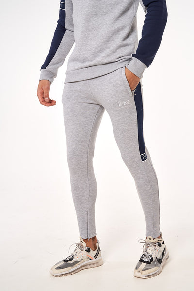 Eclipse Joggers - Grey/Navy